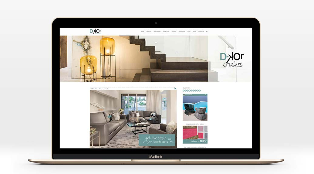 Home design 33 real estate website themes Home decor shopping sites