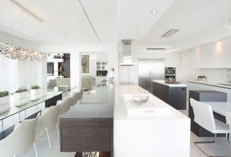Waterfront Penthouse By DKOR Interiors Featured On Ambientes Magazine 1