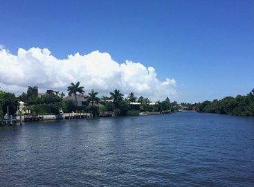 New Construction Luxury Home Underway In Palm Beach