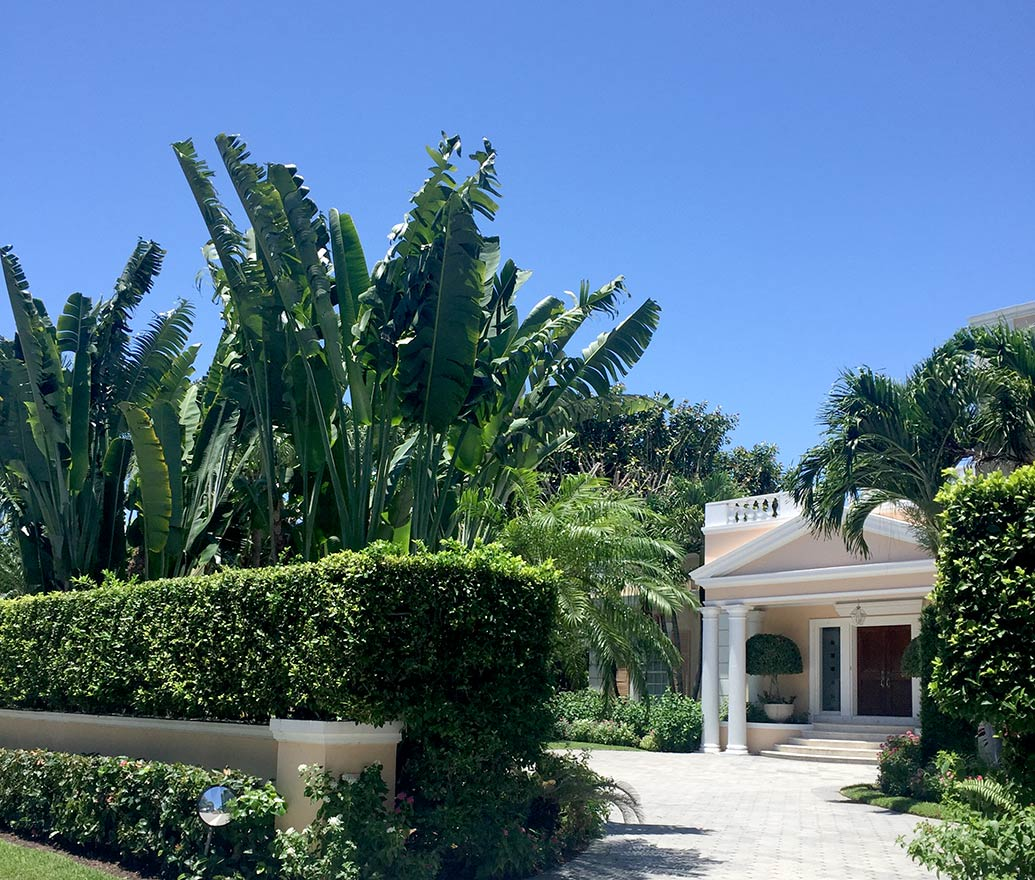 New Construction Luxury Homes: New Construction Luxury Home Underway In Palm Beach
