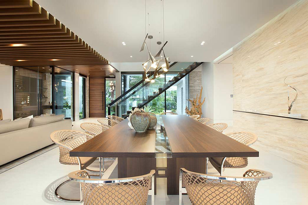 Top Design Tips For Dkor Style Dining Rooms - Residential Interior