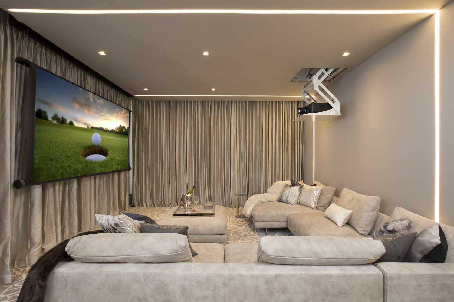 Learn More About Home Theater And Media Room Design Blog Review