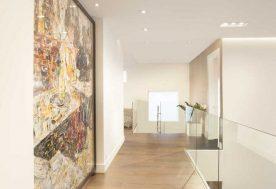 4 Architectural Volume Miami Interior Design Hallway 1