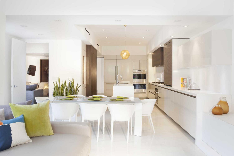 Perfect 4 Architectural Volume Miami Interior Design Kitchen 2