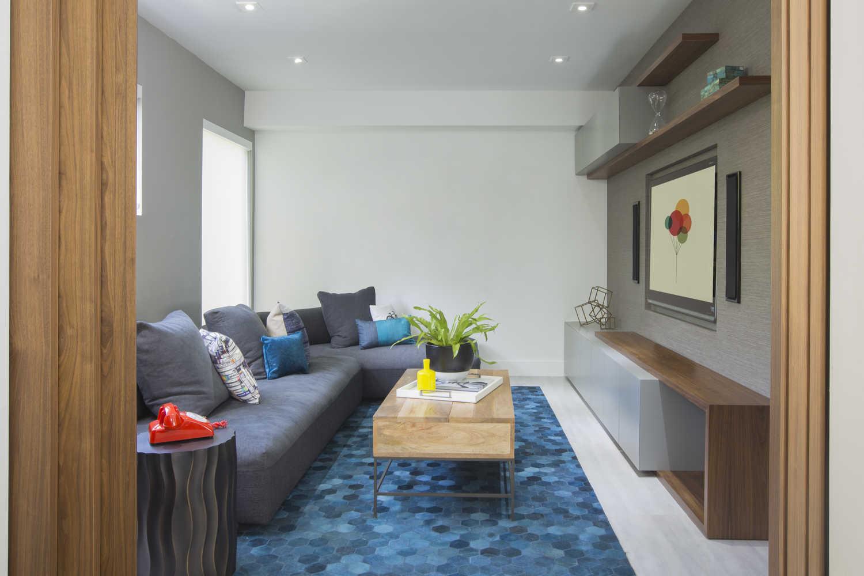 Media Room Ideas - Residential Interior Design from DKOR ...
