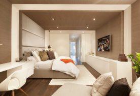 6 Architectural Volume Miami Interior Design MasterBedroom 1