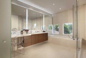 7 Architectural Volume Miami Interior Design MasterBathroom