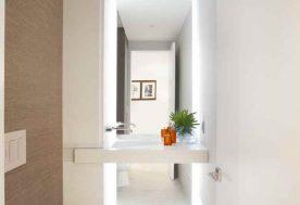 8 Architectural Volume Miami Interior Design Bathroom 4