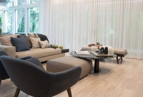 Key Biscayne Interior Design – Furniture & Lighting Selections