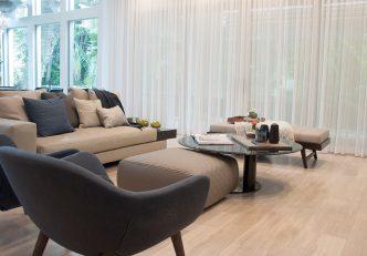 Key Biscayne Interior Design - Furniture & Lighting Selections 6