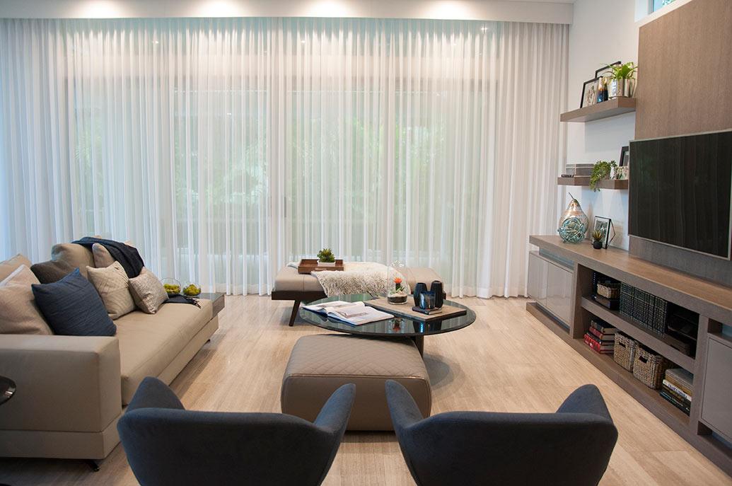Key Biscayne Interior Design - Furniture & Lighting Selections