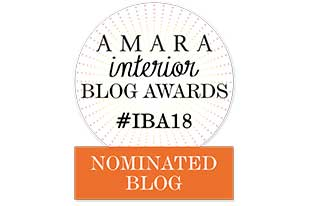 Amara Interior Blog Awards #IBA18