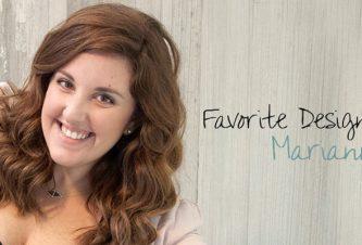 Favorite Designer Picks – Marianna 14