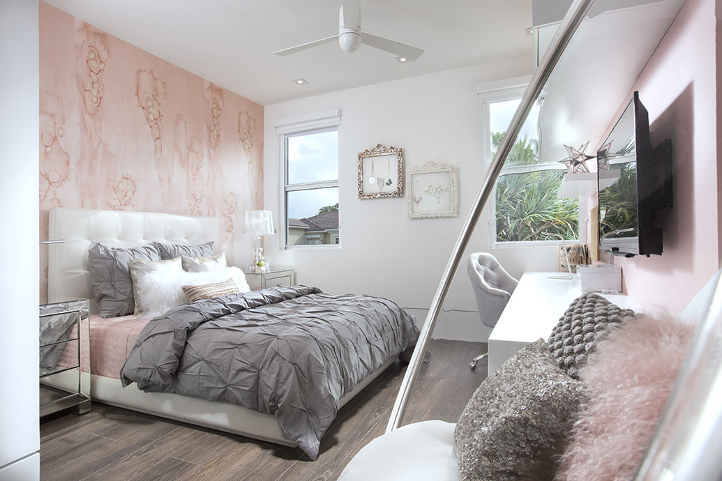 Favorite Pink Interiors