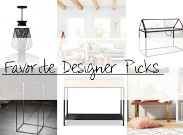Top Ten Designer Picks – Spring 2017