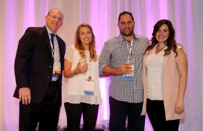 Award Winning Interior Designers At Coverings 2017