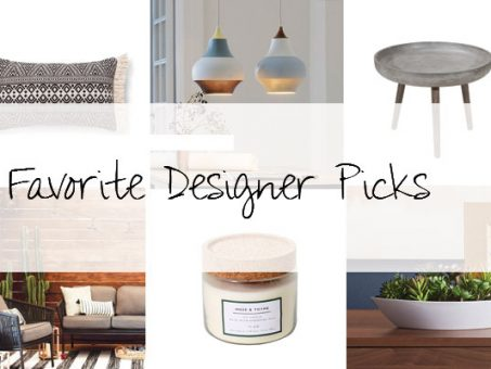 Interior Designer Décor Picks 1