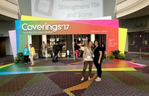 Latest Tile And Stone Trends At Coverings 2017