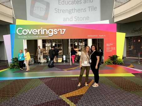 Latest Tile And Stone Trends At Coverings 2017 10