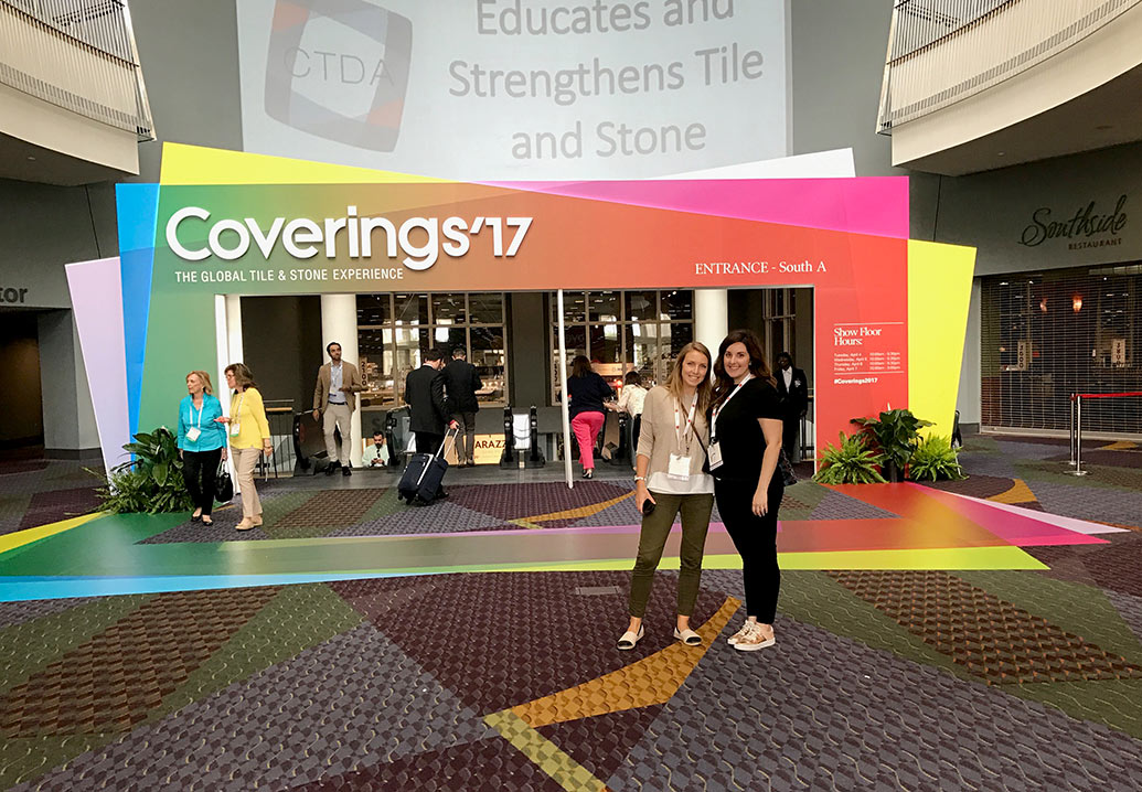 Latest Tile and Stone Trends at Coverings 2017 - DKOR Interiors Design Team
