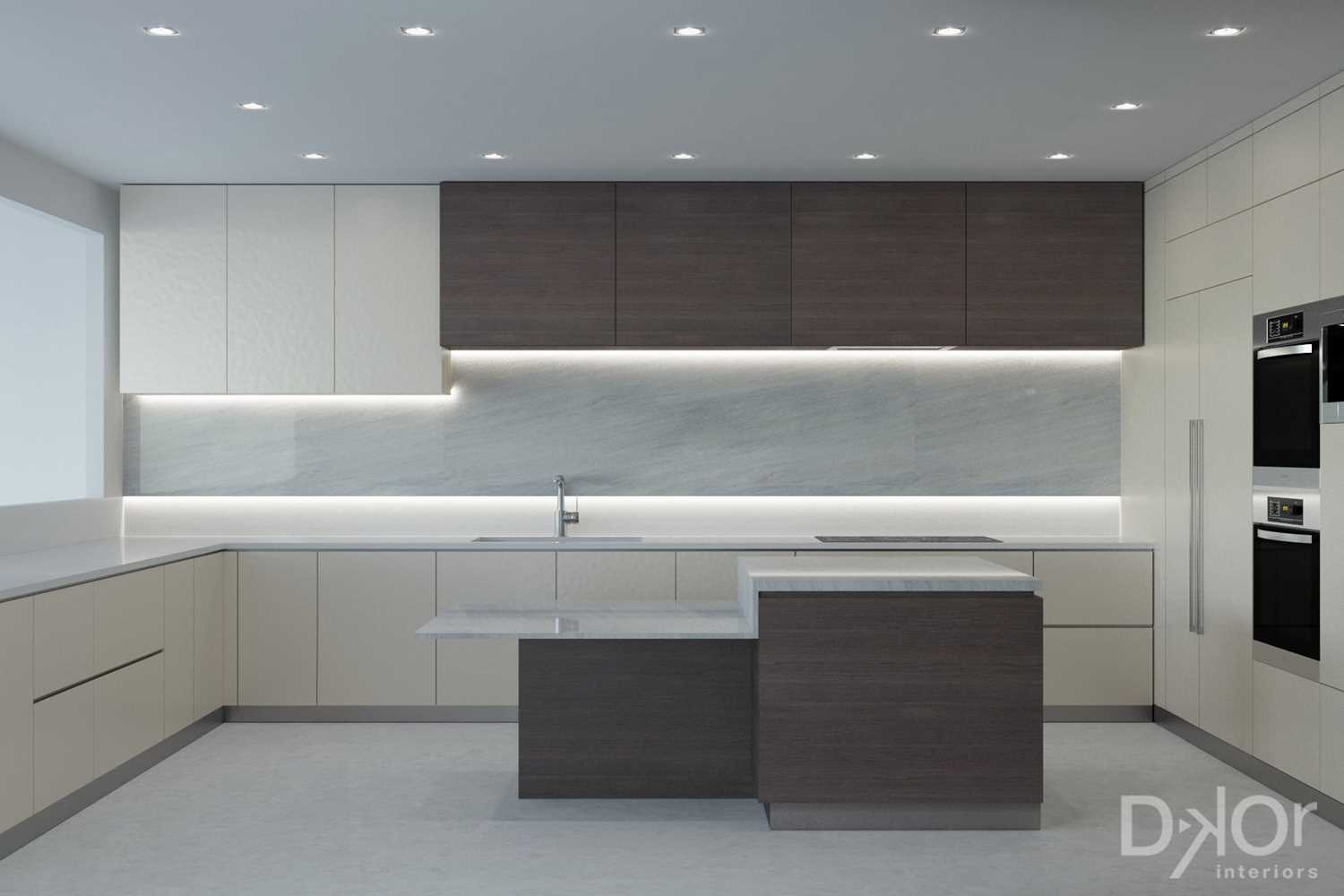 Modern Chateau - Residential Interior Design From DKOR Interiors