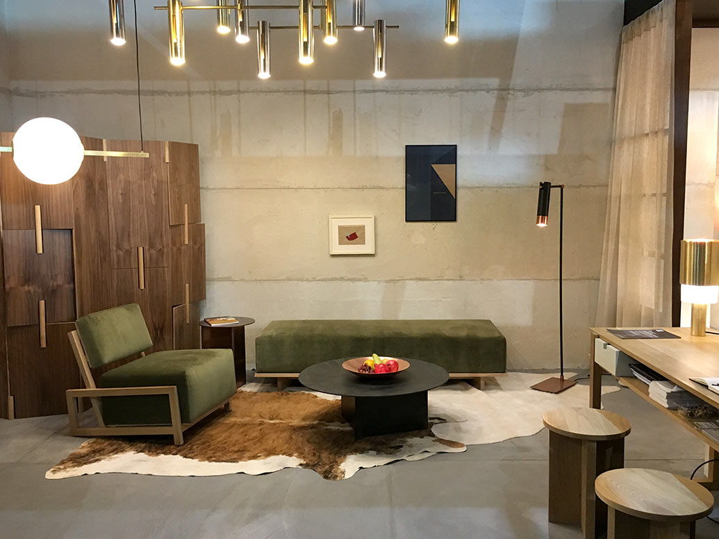 Salone del Mobile Milan 2017: Interior Color Trends