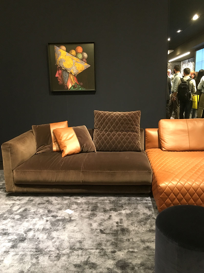 iSaloni 2017: Interior Color Trends