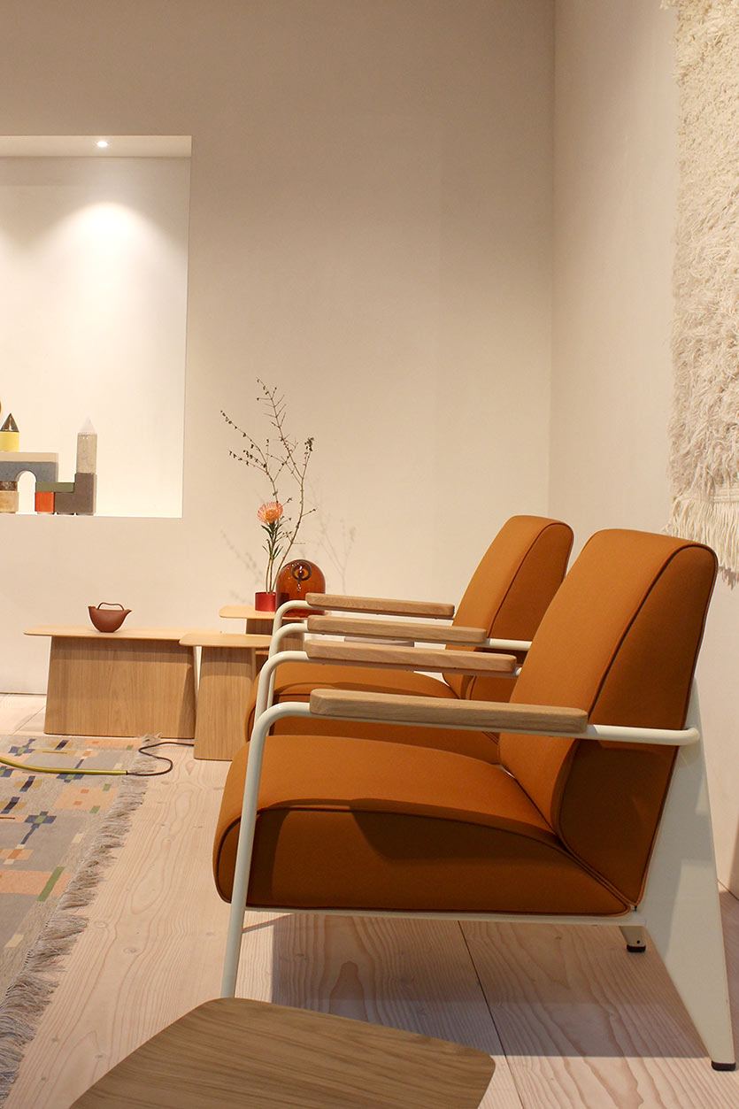 Lots Of Brands Include Shades Orange Their Booths And Collections 56th Edition Salone Del MobileMilano