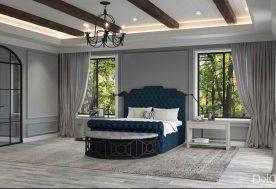 9 Ventre – Master Bedroom Opt 1