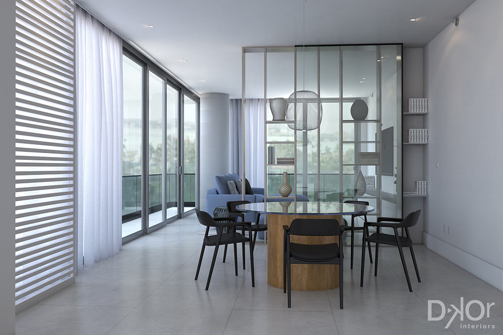 Bal Harbour Condo Design: Inspired by Light 5