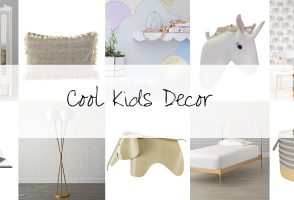 Designer Picks: Cool Kids Decor
