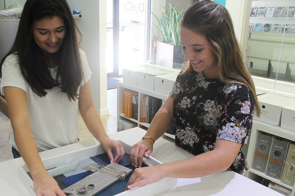 What I Learned During My Interior Design Summer Internship