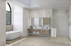 Design Check-In: A Modern Master Bathroom In Coral Gables