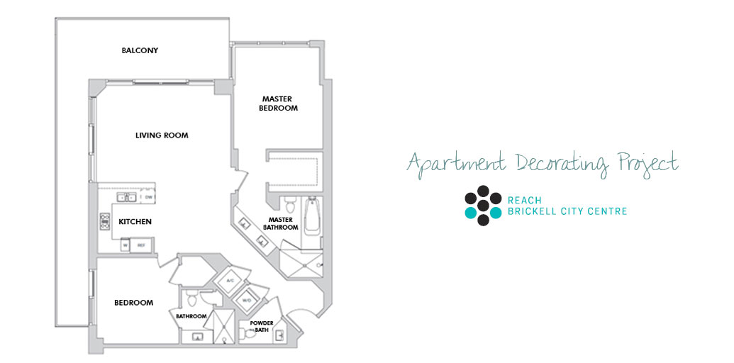 Brickell City Centre Apartment Decorating Project: Phase 1
