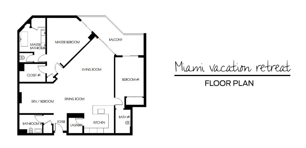 Under the Sea Inspiration for a Miami Condo Design