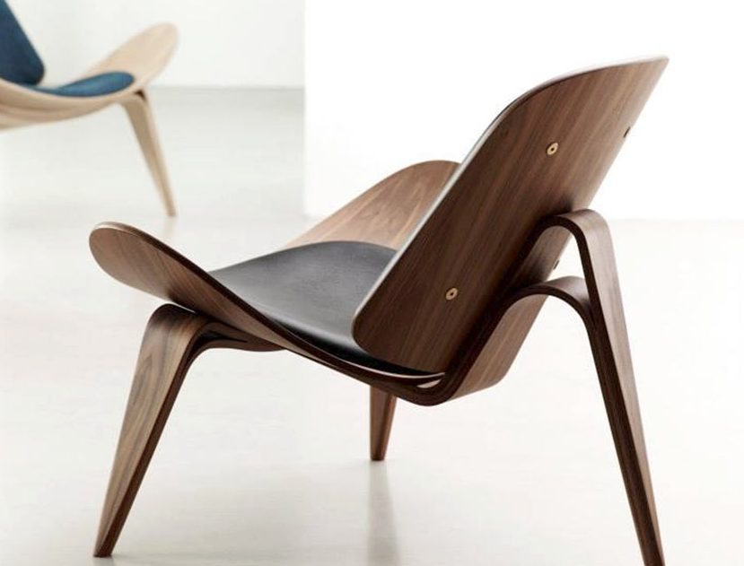 Iconic Modern Designs The Ch07 Shell Chair
