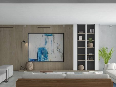 Bal Harbour Condo Design: Incorporating Our Clients' Collections 2