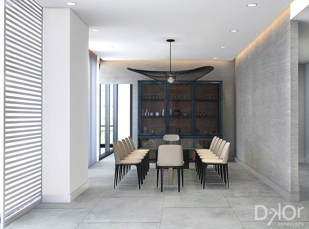 Bal Harbour Condo Design by DKOR Interiors