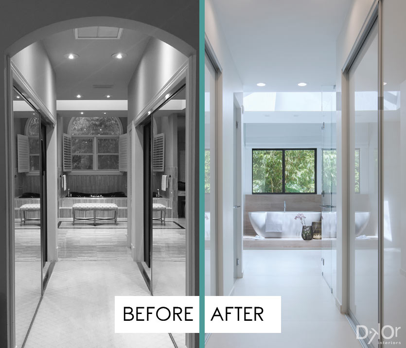 Before and After: A Contemporary Coral Gables Dream Home