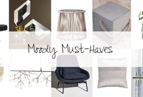Designer Picks: Moody Must-Haves