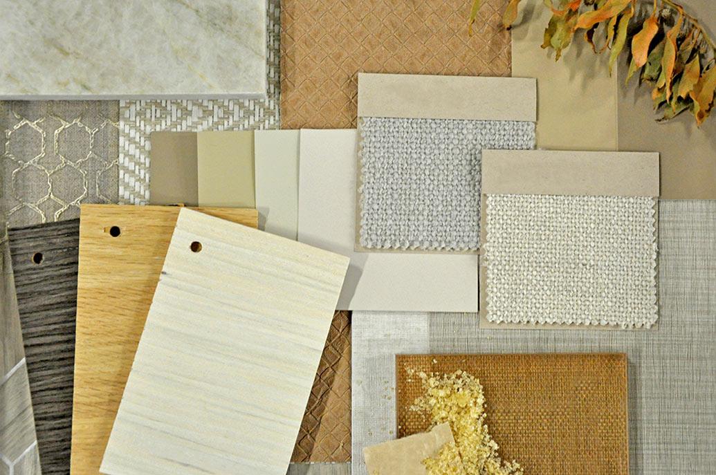 Fall-Inspired Interior Design Mood Boards