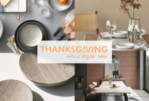 An Interior Designer-Approved Thanksgiving Table
