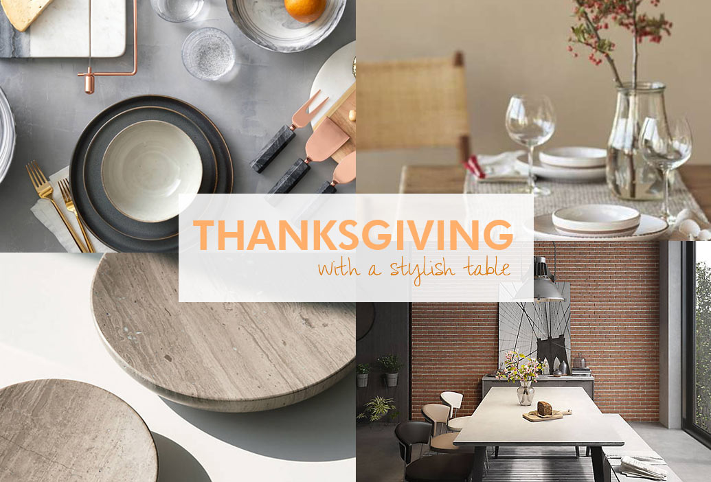 An Interior Designer Approved Thanksgiving Table