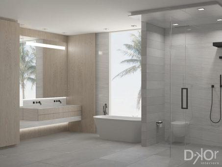 Bathroom Designs In A Contemporary Oceanfront Retreat 5