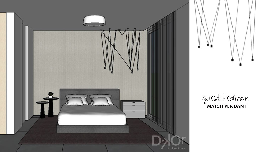 Decorative Lighting Picks for Our Contemporary Oceanfront Project