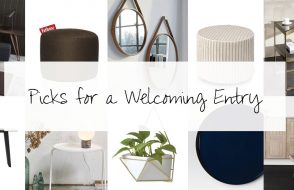 Miami Designer Picks For A Welcoming Entry