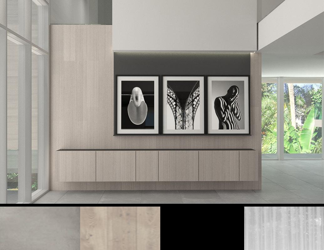 Modern Minimalist Interior Design in Fort Lauderdale 7