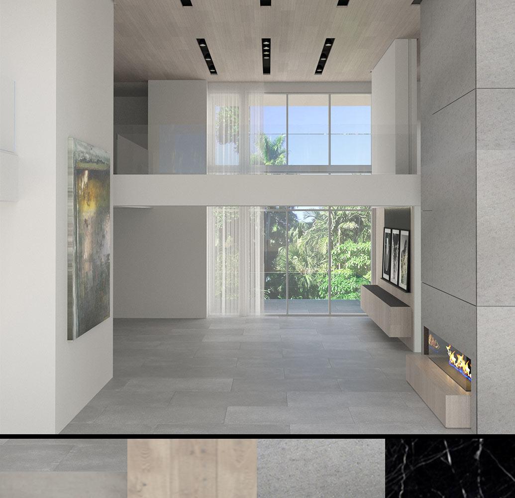 Modern Minimalist Interior Design in Fort Lauderdale 8