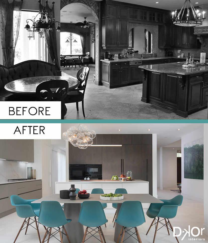 Modern Miami Makeover By DKOR Interiors Design