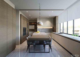 Contemporary Organic Elegance - Residential Interior Design From ...